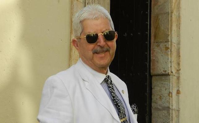 Gabriel Luis García Callejón, pregonero de la Feria de Berja