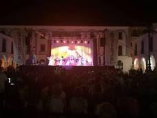 La vida es un festival en Berja
