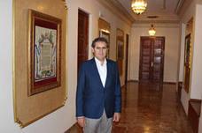 Antonio Torres: «Vivir en Berja es un lujo impagable»