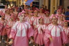 Semana de lunares, grana y oro en la capital de la Alpujarra