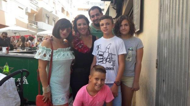 El mediodía, la fiesta de todas las ferias en Adra