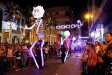 Ausencia de incidentes relevantes y «éxito de participación», balance de la feria en Adra