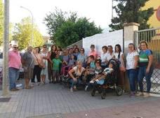 Los alumnos del colegio público Celia Viñas de Berja regresan el lunes a clase