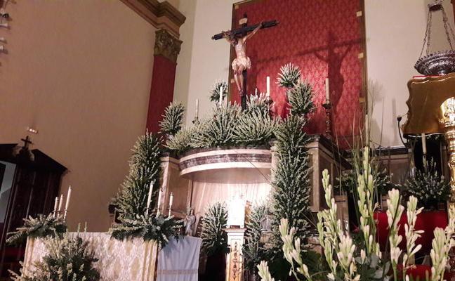 Las fiestas del Cristo de la Luz de Dalías enfrentan a populares y socialistas