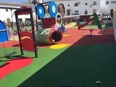 Abierto al público el Parque de las Familias de Alcolea con todas las garantías de seguridad