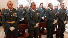 Cortés agradece y reconoce el papel de la Guardia Civil en Adra