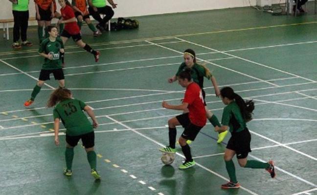 Adra FSF y CDC Estudiantes de Almería juegan en casa