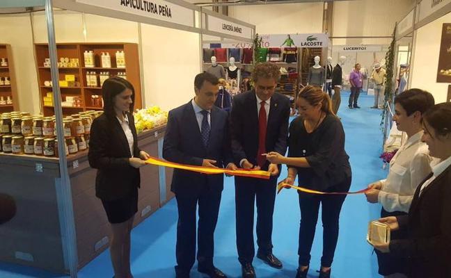 Expoberja Alpujarra abre sus puertas hasta el domingo