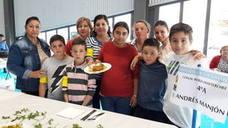 Berja mantiene a raya la obesidad infantil