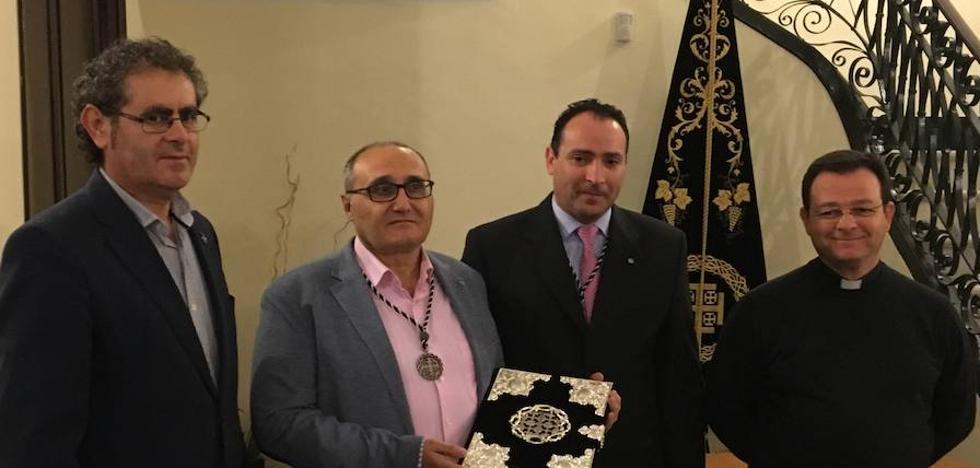 El historiador Valeriano Sánchez, pregonero de la Semana Santa de Berja de 2018