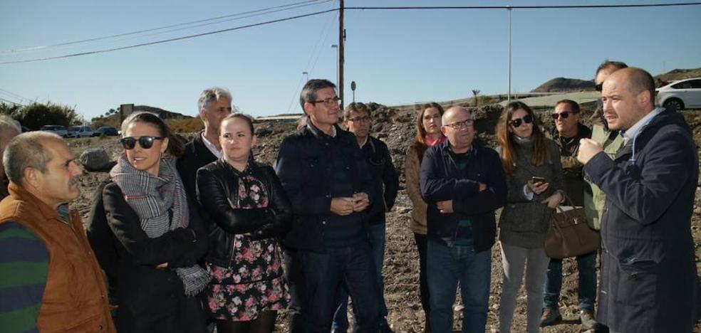 Medio Ambiente garantiza una segunda limpieza del río Adra hasta Berja