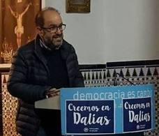 Francisco Lirola asume la presidencia del PP de Dalías