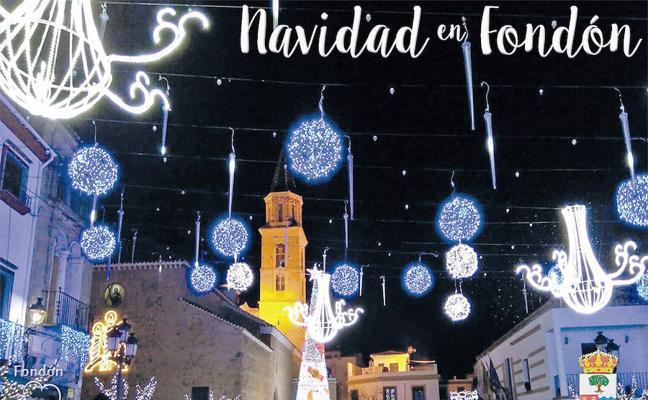 Feliz Navidad desde Fondón