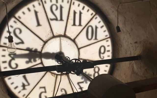 Alcolea marca de nuevo las horas