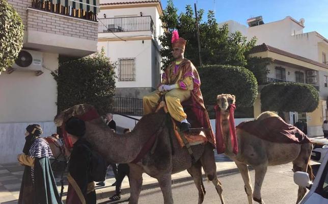 Los Reyes Magos repartirán caramelos y carbón dulce en Berja