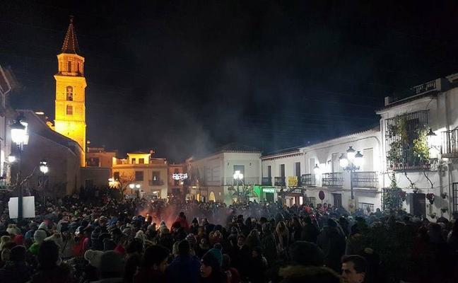 El Chisco multiplicará por cuatro la población de Fondón