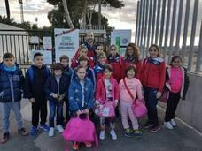 El Club de Natación Ciudad de Adra hace cantera