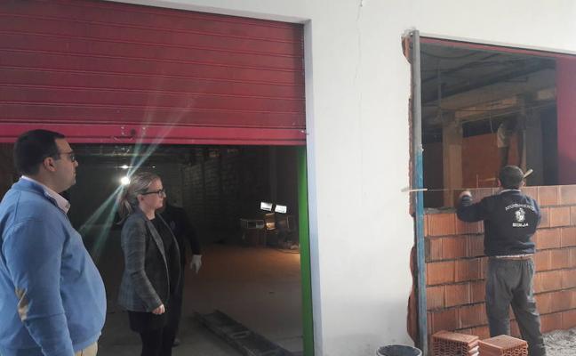 Berja levanta el museo sobre Semana Santa «más grande de Andalucía»