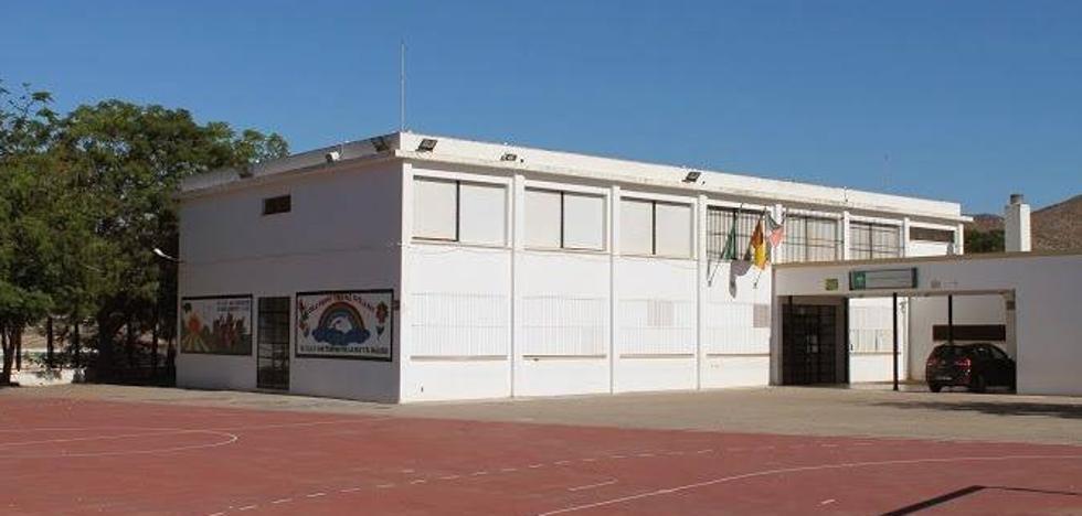 Menú 'mixto' en el colegio San Tesifón de Berja
