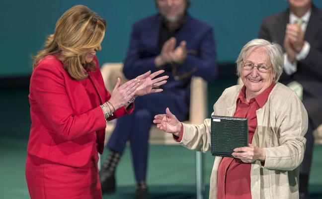 Fallece a los 90 años Josefina Samper