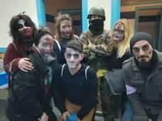 El terror se instala en adra con una nueva invasión zombi