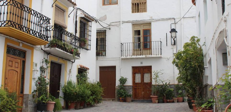 Se busca logotipo y eslogan para la Alpujarra de Almería