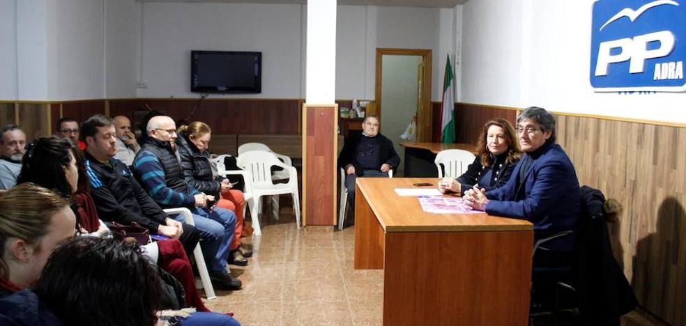 Manuel Cortés repite como candidato a la alcaldía por el PP en los comicios de 2019