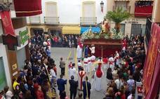 Itinerarios de la Semana Santa de Berja