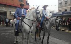Malestar en Adra por la ausencia de caballos en la tradicional procesión de San Marcos