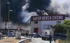 Piden tres años de internamiento cerrado para el menor acusado de incendiar un bazar chino en Adra