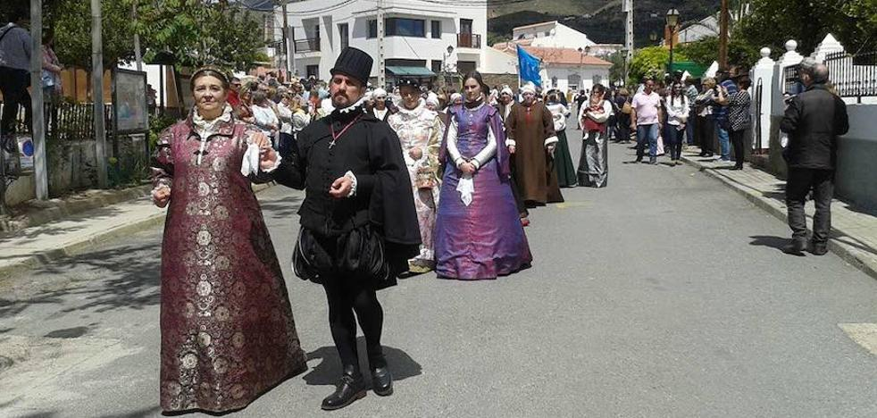 Padules viaja hasta 1570 para firmar 'La Paz de las Alpujarras'