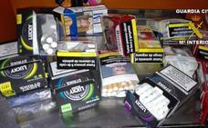 Pillado vendiendo presuntamente tabaco a menores en Alcalá la Real