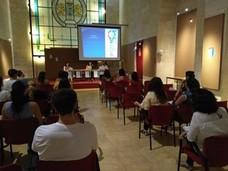 Jóvenes con cualificación toman parte en un taller sobre emprendimiento