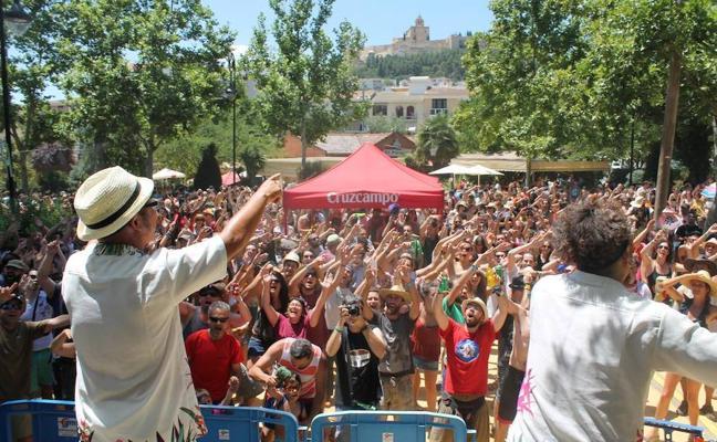 Etnosur convierte desde hoy a Alcalá la Real en un espacio de fusión de culturas