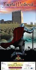 La Fortaleza de la Mota rememora la Vida en la Frontera en una nueva edición de la Fiesta Medieval