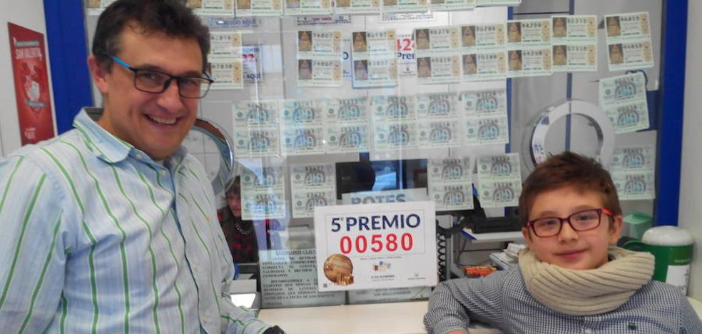 Sorteo Lotería de Navidad: El quinto premio toca en Alcalá