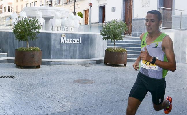 Macael celebró la sexta cita del 'Circuito de Carreras Populares' con 200 participantes