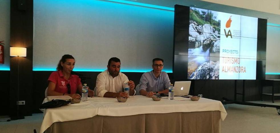 Los empresarios turísticos presentan el proyecto 'Turismo Almanzora'