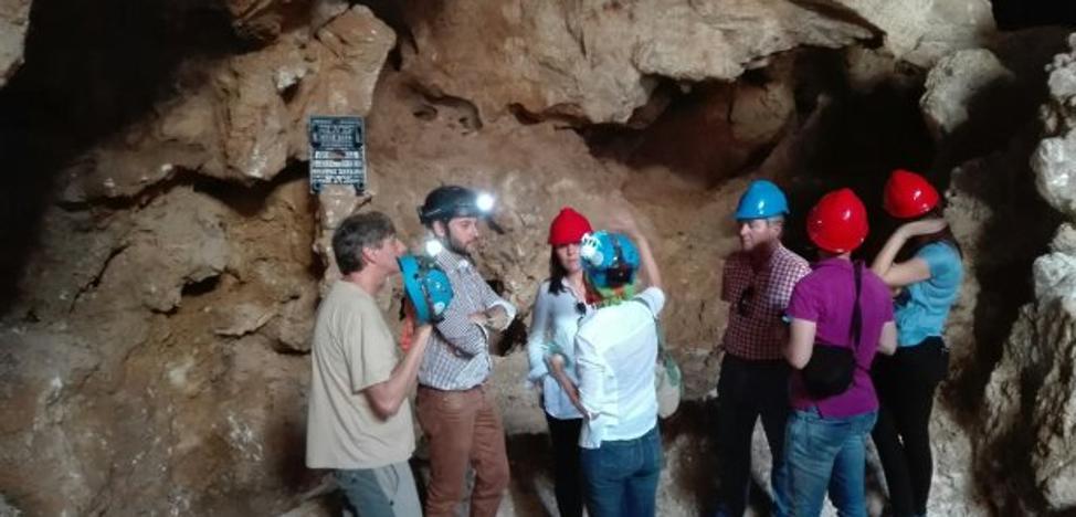La mina romana de espejuelos de Arboleas, como atractivo turístico en el Almanzora