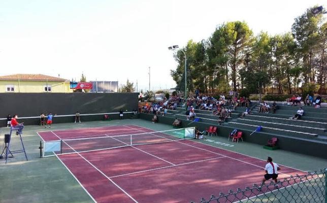 Albox se prepara para el 38 Open de Verano 'Villa de Albox'
