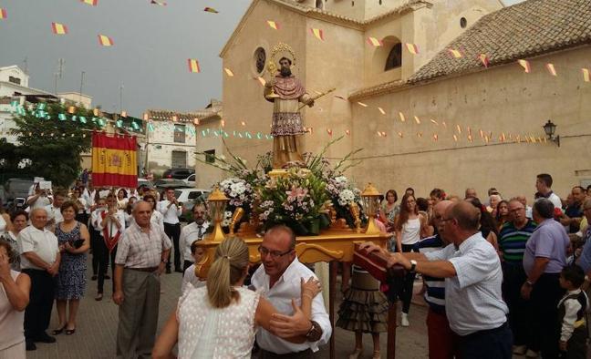 Arrancan las Fiestas de San Ramón Nonato de Zurgena