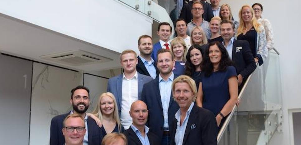Finlandia culmina la espectacular penetración de Grupo Cosentino en Escandinavia
