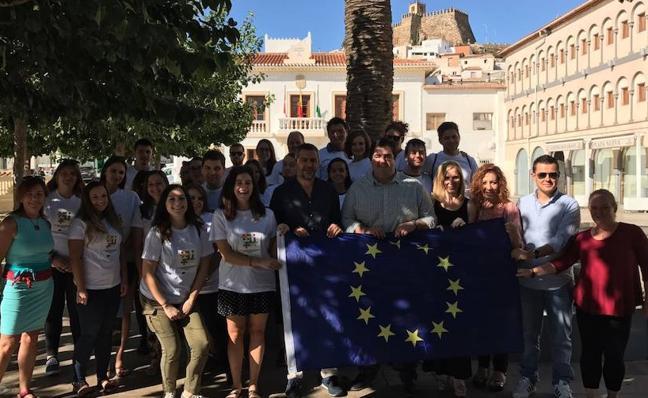 Serón inicia el proyecto juvenil europeo 'Desarrollo Rural y Emprendimiento'