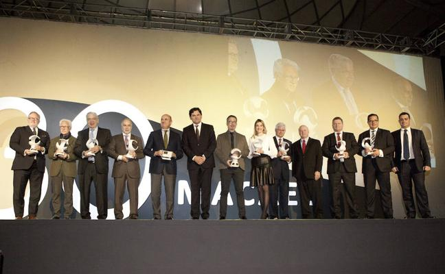 Los empresarios del mármol abren las candidaturas para los Premios Macael