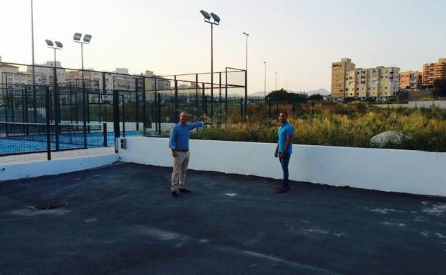 En marcha la inminente construcción de las nuevas pistas de tenis municipales en Albox