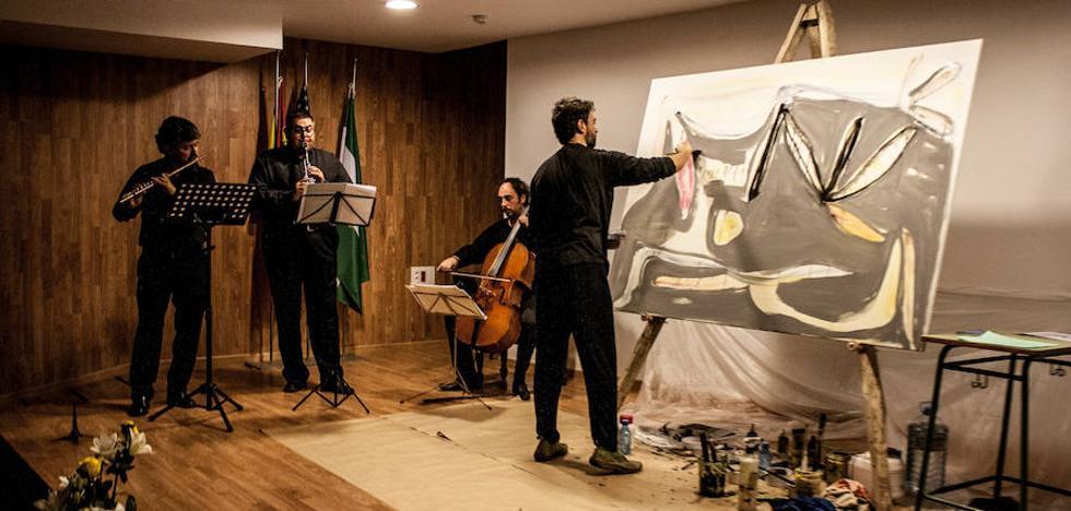 El Festival Albert Hay Malotte de Purchena prepara las actividades de su clausura