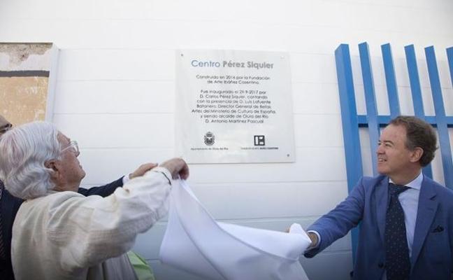 Inauguran el Centro Pérez Siquier en Olula del Río