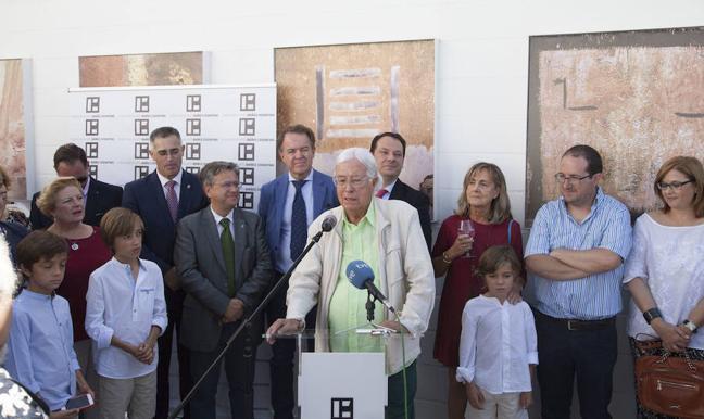 La obra fotográfica de Pérez Siquier ya puede disfrutarse en el museo de Olula del Río