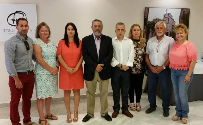 Siete ediles del equipo de Gobierno de Albox solicitan su cese al alcalde