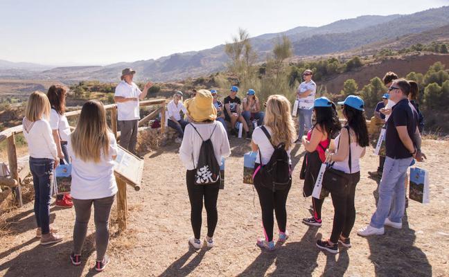 Las agencias de viajes conocen el paquete de 'Experiencias Turísticas' de Serón